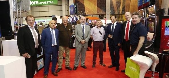 UGT se reúne con distintos agentes del sector del juego en ExpoJoc
