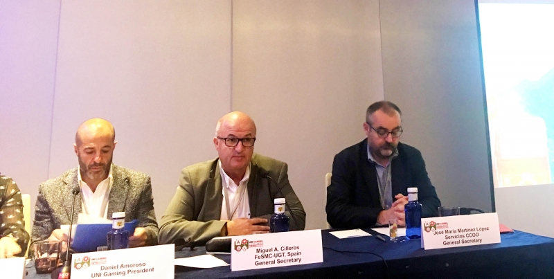El sector del juego, a debate en el UNI Gaming Global Meeting