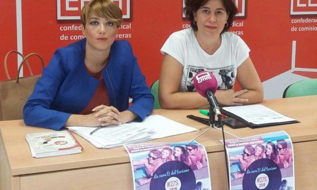 La cara B  del turismo en España y en Castilla La Mancha la pagan los trabajadores