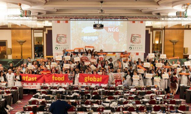 UGT asiste al 5º Congreso de EFFAT
