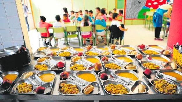 UGT Huelva denuncia la situación del servicio de comedores escolares