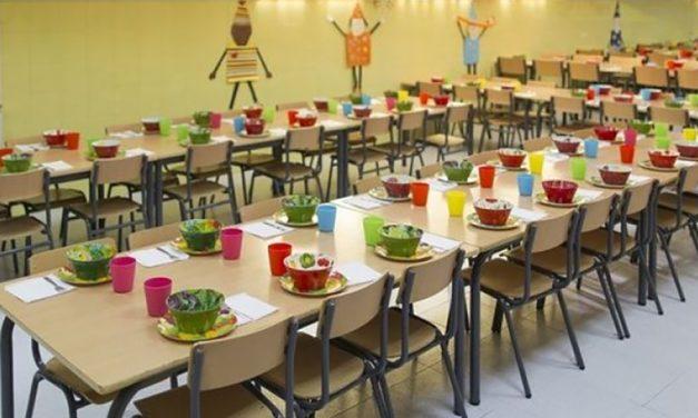 UGT señala las incoherencias de la Comunidad de Madrid en los comedores escolares
