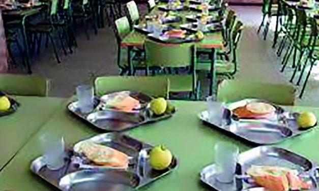 La Junta de Andalucía deja desierto el concurso de los comedores escolares de 54 colegios en Granada